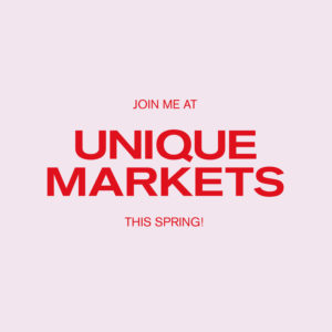 Unique Markets Spring Pop-Up, D.C