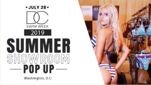 DC SWIM WEEK Summer POP UP! July 28th