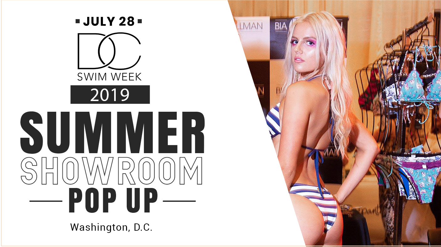 DC Summer Showroom Pop up